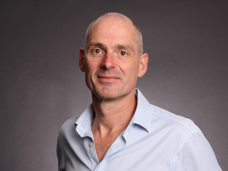 Sander Beekwilder, directeur FloriWorld