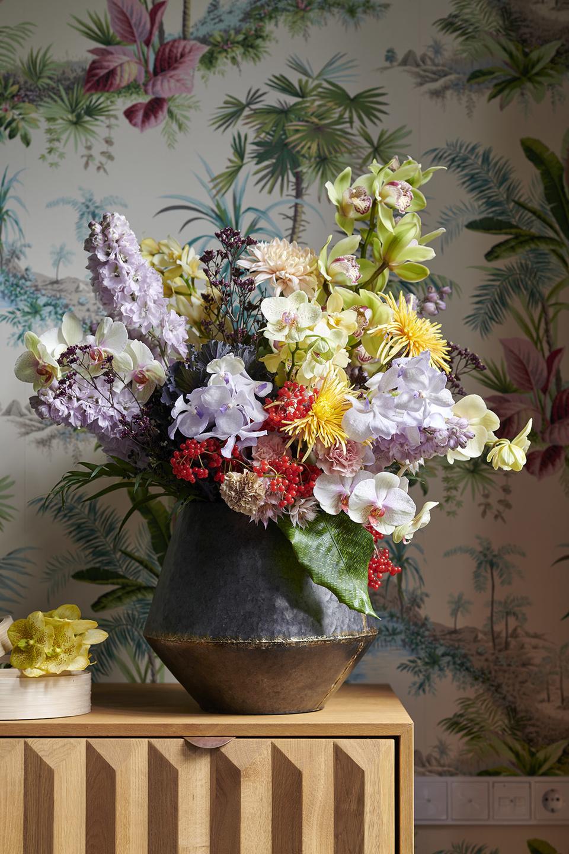 L'agenda des fleurs, novembre - l'orchidée