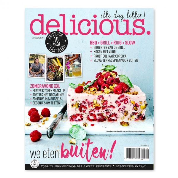 Samenwerking delicious. magazine