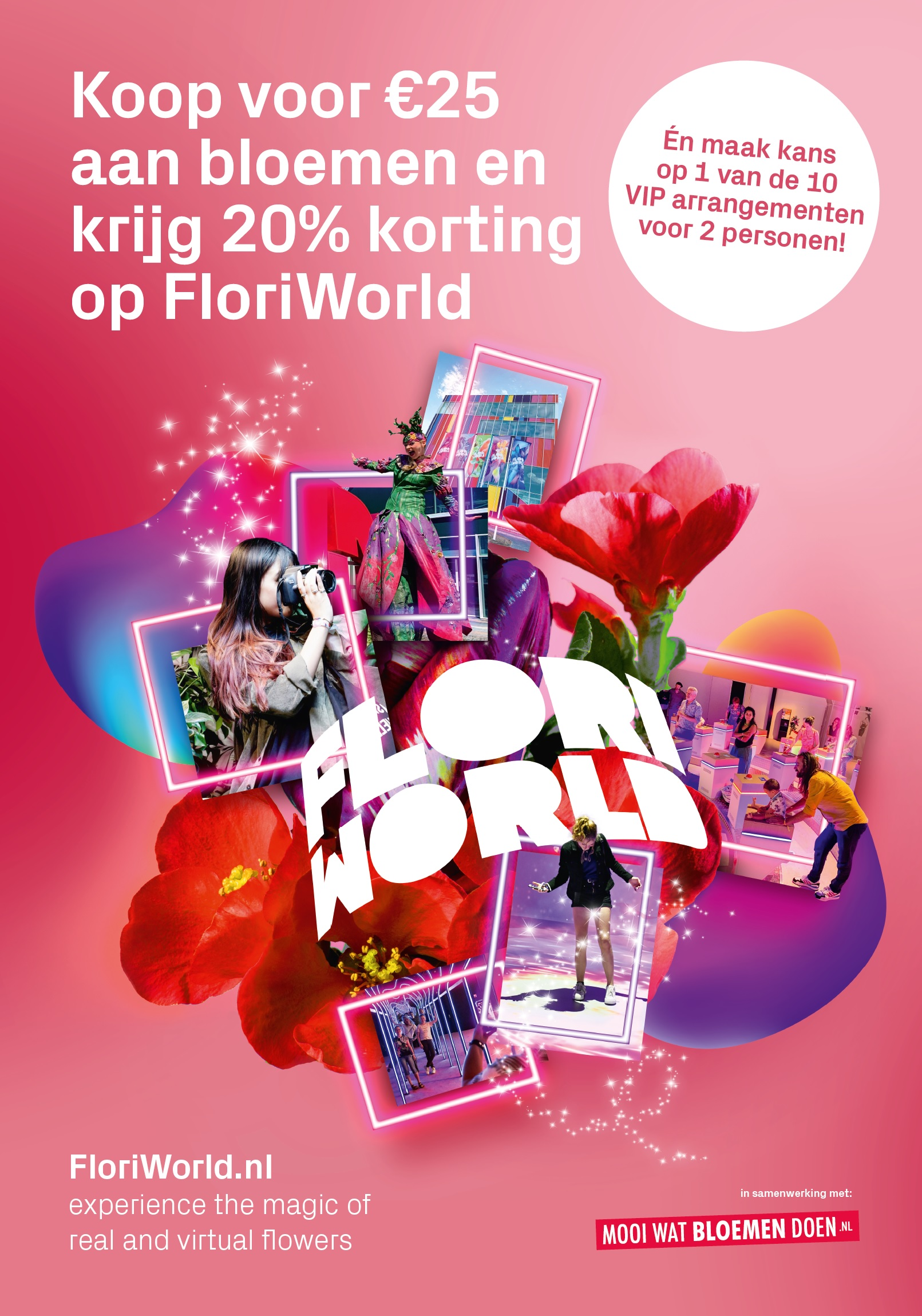 Shopper activatie met FloriWorld november 2020_Poster_A2