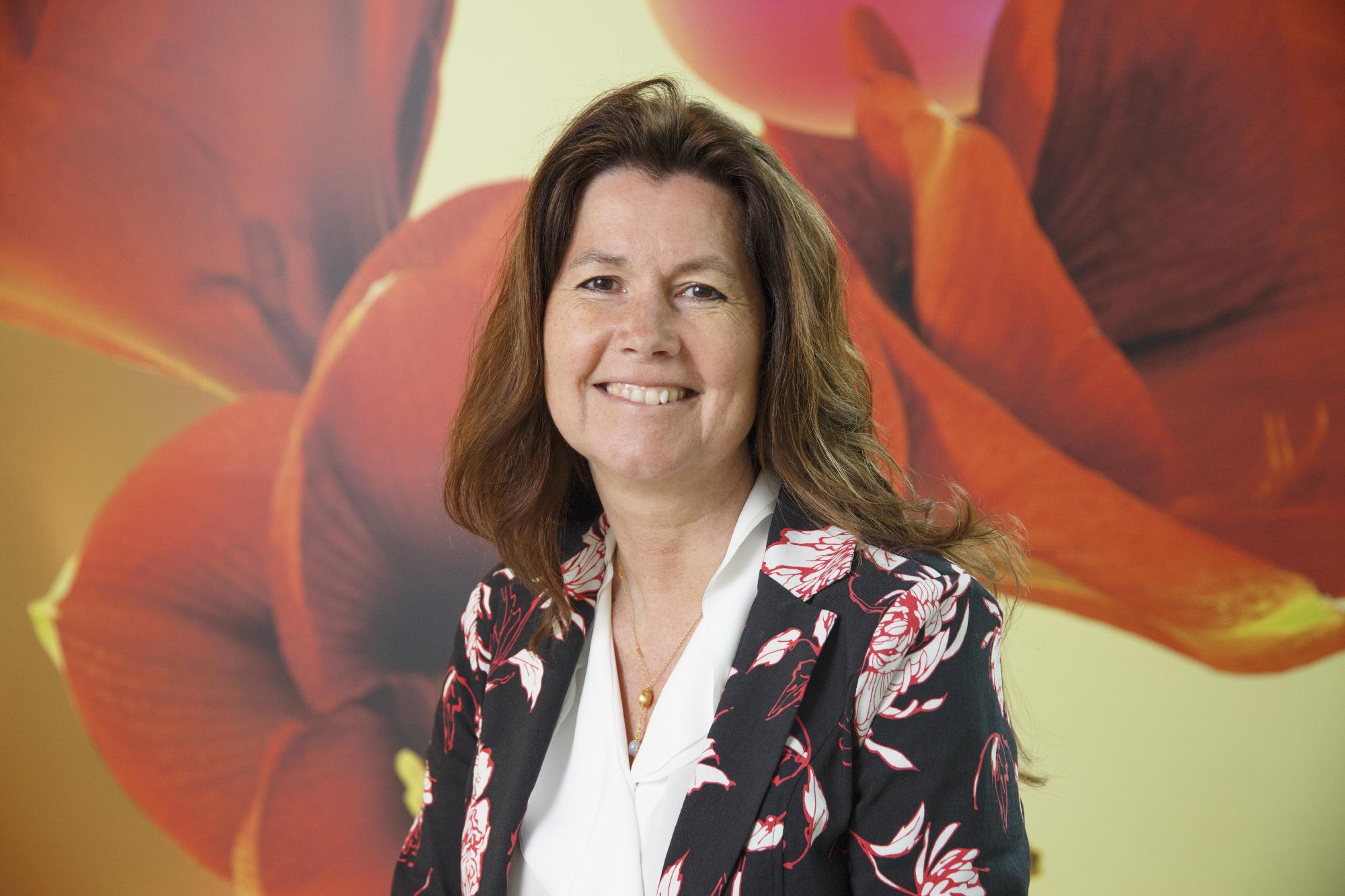 Mariska Foppen nieuw bestuurslid Bloemenbureau Holland
