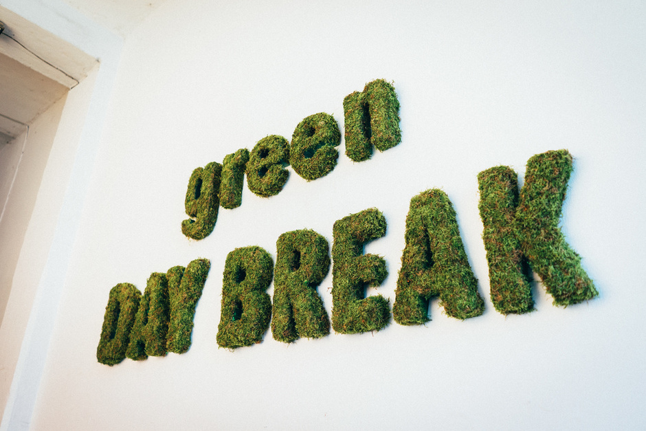 Pflanzenfreude.de organiseert de Green Day Break in Keulen