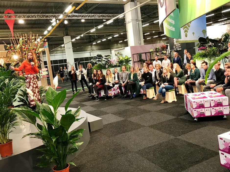 Spoedcursus online marketing en Groenbranche Trends 2018 op de Trade Fair