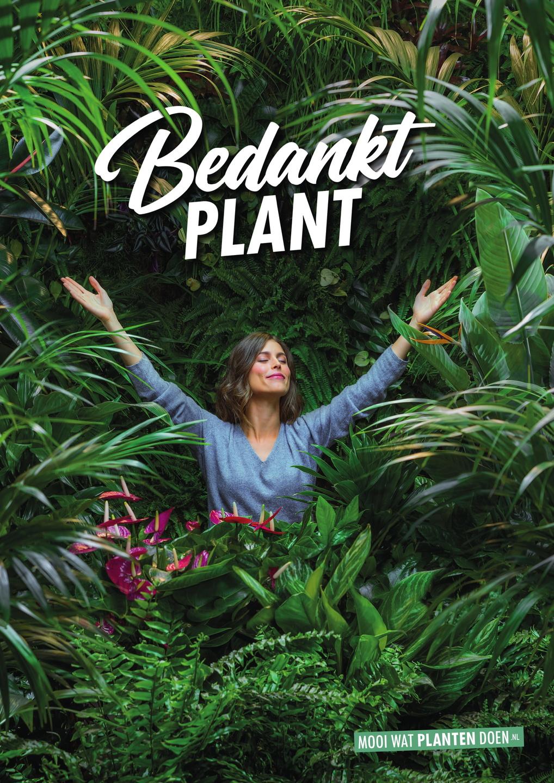 Bedankt Plant!