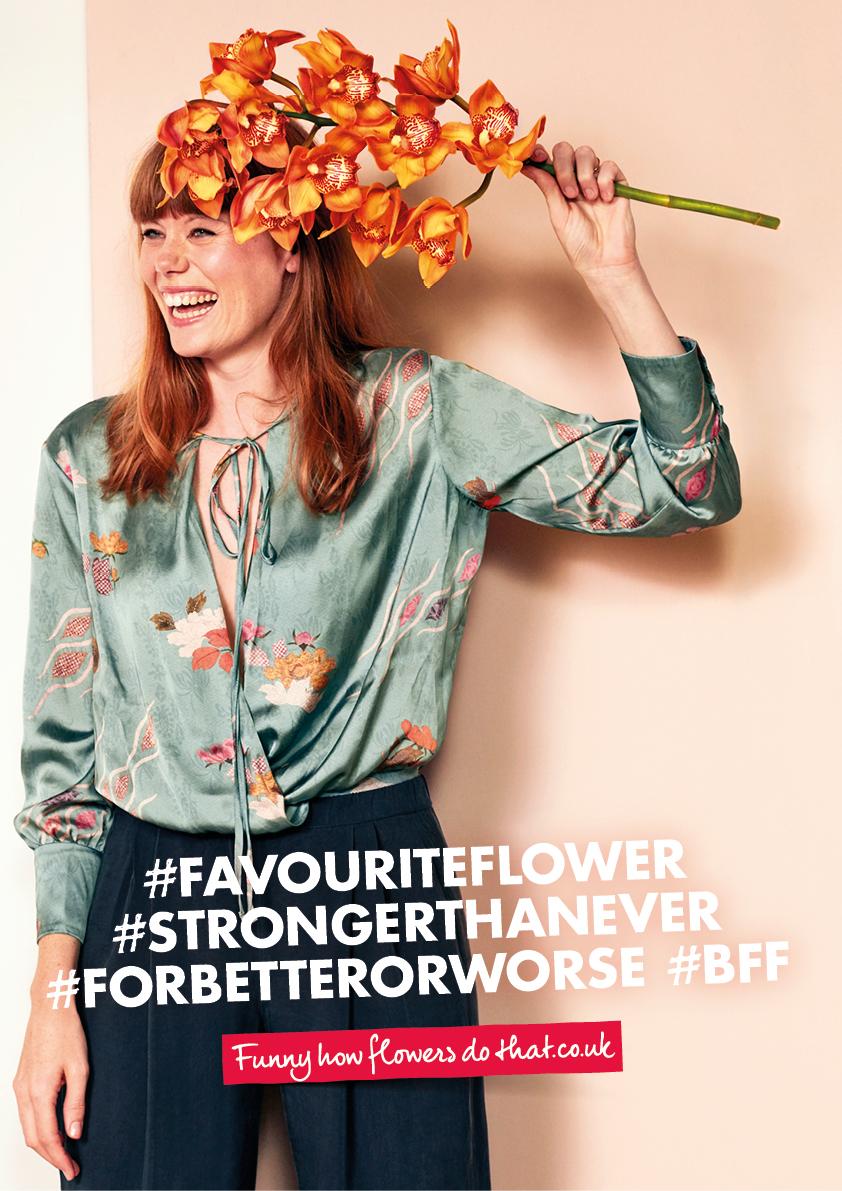 #BFF #FavouriteFlower -Funnyhowflowersdothat.co.uk